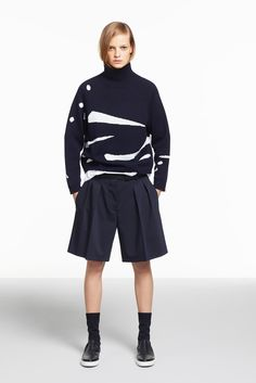 Jil Sander Navy Resort 2015 - Collection - Gallery - Style.com