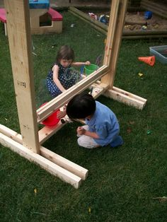 1000 images about playground on pinterest sandbox easels and playgrounds - Maison de jardin little tikes colombes ...