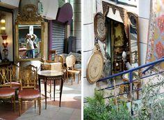 Mercados de pulgas de París