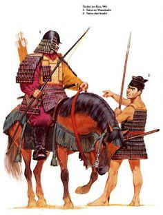 Heian era samurai