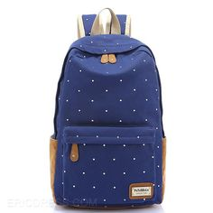 High Quality Preppy Style Women's Backpack  Backpacks
