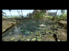 CryEngine 3 Free SDK-Tropical Island-