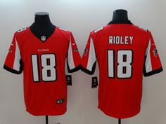733c12d65 Atlanta Falcons Calvin Ridley red jersey 2XL sz  fashion  clothing  shoes   accessories  mensclothing  othermensclothing (ebay link)