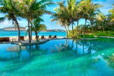 Pisar na areia das praias caribenhas nesse resort em uma ilha particular – Necker Island, Ilhas Virgens Britânicas (virginlimitededition.com)