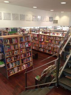 McNally Jackson Books in New York, NY