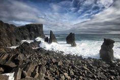 icelandicphoto:  Reykjanes peninsula is a UNESCO Global Geopark....