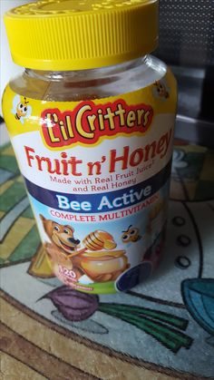 I recieved a FREE bottle of lil Critters Fruit & Honey vitamins from Smiley360. Me and my 2kids tried them and we are fans. The cute little bears and the 2 yummy flavors. My personal flavor is the blue berry!