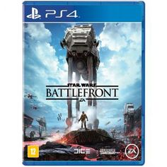 EA'S Star Wars Battlefront  Playstation 4 (PS4)