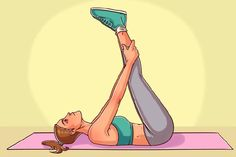 Make this move before bedtime You will sleep like a baby - WE Need Quotes Hata Yoga, You Are Beautiful Quotes, Happy Baby Pose, Ways To Fall Asleep, Sleep Exercise, Fish Pose, Reducing High Blood Pressure, Sleeping Pills, Chronic Fatigue