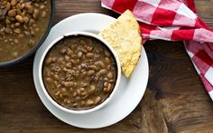 aaron franklin's pinto beans