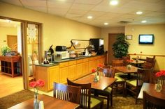 Country Inn & Suites By Carlson Norcross, GA - Dining Room