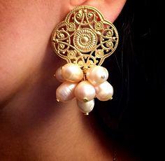 Katchi design earrings