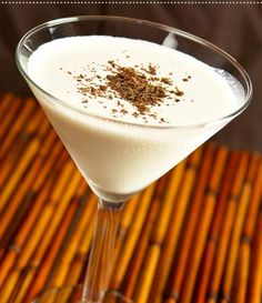 Vermont Spirits - Vermont White Drink Recipes - Moo-tini