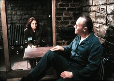 The Silence of the Lambs, can't count how many times I have watched this movie... Isn't it funny that Buffalo Bill is the Capt'n on Monk?
