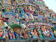 Chennai, das ehemalige Madras, zwischen Shiva und Heiligem Thomas