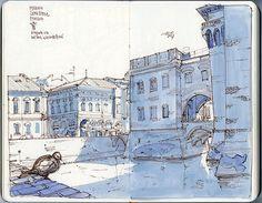 Ferrara, Castello Estense. | Flickr - Photo Sharing!