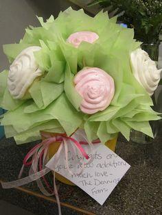 Cupcake Bouquet blog.bitsofeverything.com