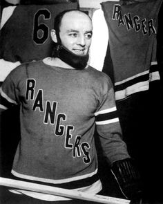 Ching Johnson 1926-37 New York Rangers
