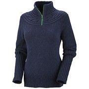 Women's She Pines For Alpine™ 1/2 Zip Sweater