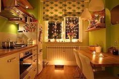 Small cozy kitchen