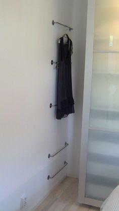 Vaatteet ojennukseen! Tampereen Asuntomessut 2012.