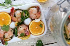 The Urban Poser:: Overnight Vietnamese Pickled Shrimp