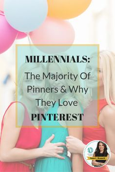 Pinterest Marketing Expert Anna Bennett tips for businesses: Pinterest has the highest sales conversion rate. When it comes to social media purchasing, Pinterest resonates with Millennials.  47% of respondents with Pinterest accounts said they had purchased something online after pinning it. CLICK here to learn more http://www.business2community.com/pinterest/millennials-majority-pinners-love-pinterest-01214692#UbLhO1K8QAA7gczj.99