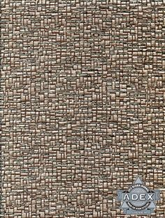 Calvin Fabrics - TESSERA - SLATE - chunky multi-tonal brown textural upholstery woven in Italy - contract rating WYZENBEEK: 30,000