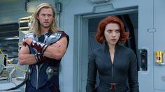 Scarlett Johansson y Chris Hemswoth