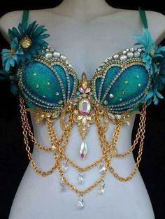 Mermaid bra More