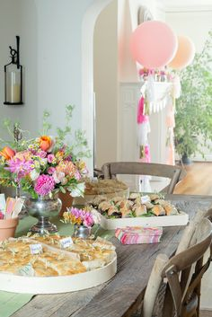 Photography : Sarah Hebenstreit for Modern Kids Co. Read More on SMP: http://www.stylemepretty.com/living/2015/11/13/garden-party-first-birthday/