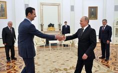The US-Russia gas pipeline war in Syria could destabilise Putin   Middle East Eye