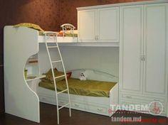 Mobilier pentru copii Moldova preturi Cenusareasa TANDEM Fabrica de Mobilă