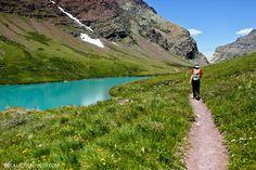 Hiking Glacier National Park (+ 9 Incredible Things to do in Glacier National Park) // localadventurer.com