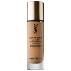 Shop Yves Saint Laurent's TOUCHE ÉCLAT LE TEINT Radiance Awakening Foundation SPF 22 at Sephora. It delivers eight hours of smooth coverage.