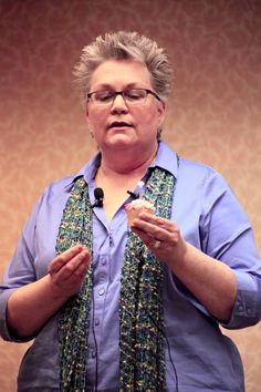 """"""" what I learned in the process of all that suffering, through wanting control, was that what felt better was to make a choice. So the power – MY power – lies in making a choice, not in having control."""" ~Laurie Foley at 's Camp 2013"""