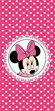 Minnie Mouse Stickers, Mickey E Minnie Mouse, Mickey Party, Disney Mickey, Wallpaper Do Mickey Mouse, Cartoon Wallpaper, Disney Wallpaper, Iphone Wallpaper, Scrapbook Da Disney
