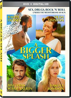"""A bigger splash"" BIG"