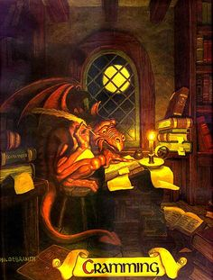 Cramming, by The Brothers Hildebrandt