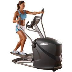 Octane Fitness Q45c Elliptical Cross Trainer.  Love my elliptical!  I'd buy it again.