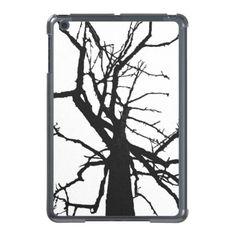 Tree Top Abstract iPad Mini Case