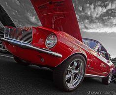 Ford Mustang by Shawn Hikichi (Dublin Ninja), via Flickr