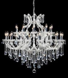 Great empire crystal chandelier lighting chandelier lighting for villa C9263 96cm W x 110cm H