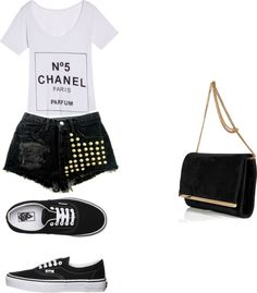 """Very Chanel"" by llanobasin on Polyvore"