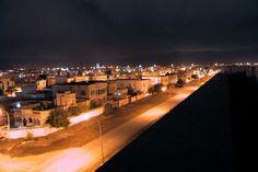Night Street Al Khoud, Oman