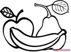 Yerli Malı Etkinlikleri ve Boyamaları - Önce Okul Öncesi Ekibi Forum Sitesi - Biz Bu İşi Biliyoruz Art Drawings For Kids, Drawing For Kids, Animal Drawings, Easy Drawings, Art For Kids, Fruit Sketch, Abc Coloring Pages, Circuit Design, Desktop Pictures