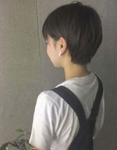 Today we have the most stylish 86 Cute Short Pixie Haircuts. We claim that you have never seen such elegant and eye-catching short hairstyles before. Pixie haircut, of course, offers a lot of options for the hair of the ladies'… Continue Reading → Short Pixie Haircuts, Girl Haircuts, Hairstyles Haircuts, Cool Hairstyles, Asian Short Hair, Girl Short Hair, Short Hair Cuts, Short Hair Back, Shot Hair Styles