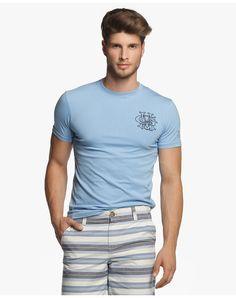 Camiseta de hombre McGregor Feminine Fashion bfcacdf63e2b
