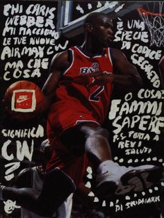 hey chris webber, i like your new air max cw | nike air max cw feat. chris webber