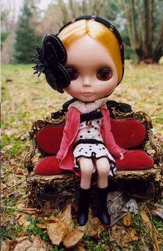 boneca de luxo...